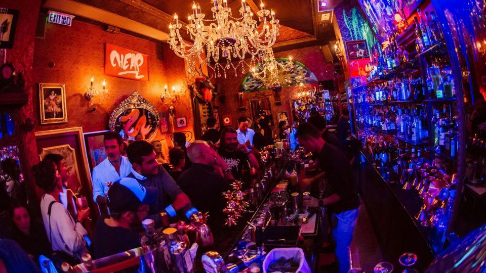secret bars Hong Kong