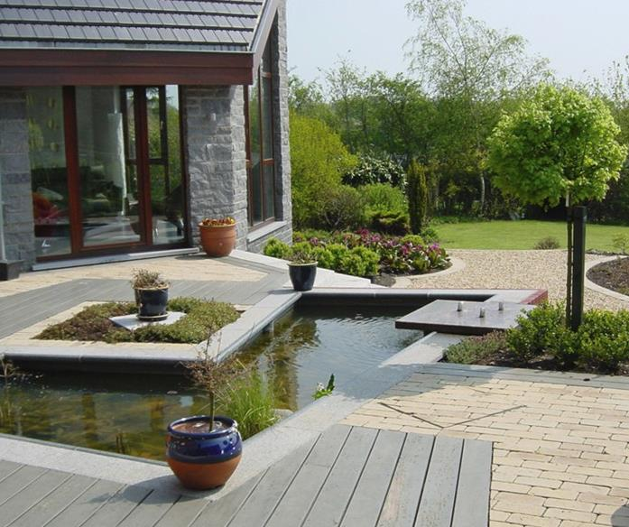 Garden Pond Products Can Help to Improve Your Home