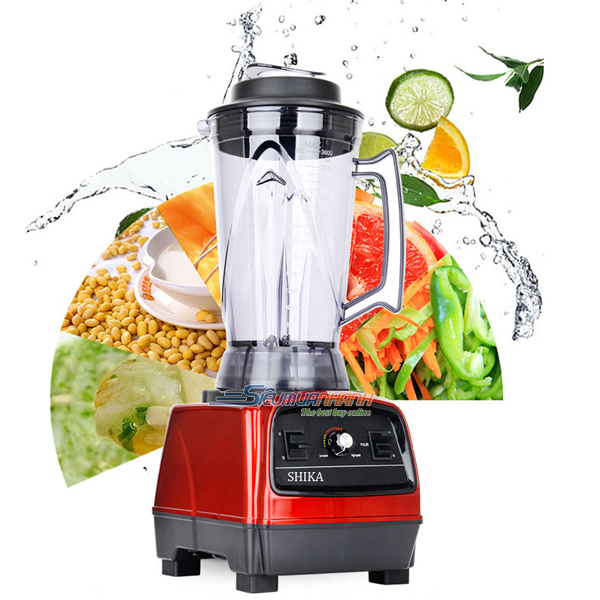 High capacity blender